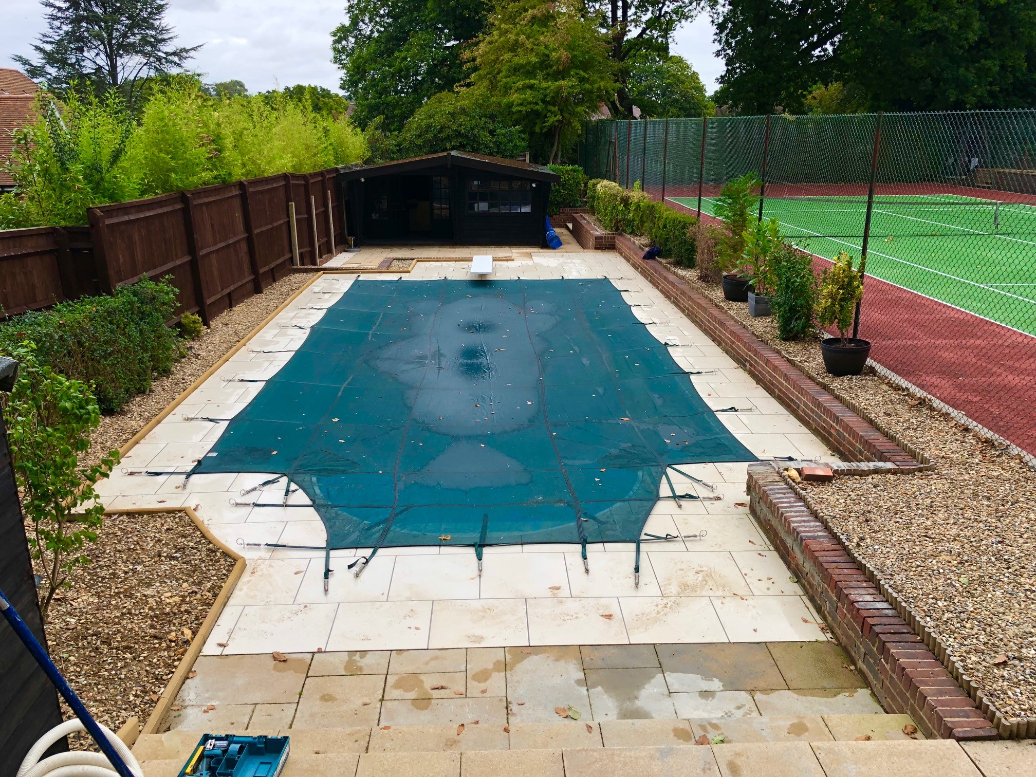 Swimming Pool And Hot Tub Commissioning Unicorn Pools And Hot Tubs
